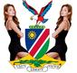 Brasão de Ex-República Facista da Namíbia