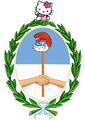 Brasão de Argayntina