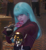 Kula diamond cosplayer.JPG