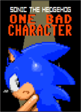 Sonic - One bad caracter.png