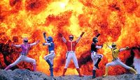 AHHHH! O poder das explosões!