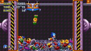 Sonic Mania - Desciclopédia