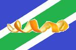 Bandeira de Laranjal do Jari.png