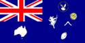 Bandeira de Austraya, mate!!