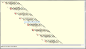 how to avoid null pointer exception in java