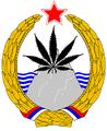 Brasão da República Socialista de Montenegro.png