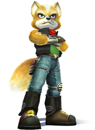 Fox McCloud Off Duty by FoxPMcCloud.png