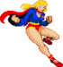Supergirl-capfgt btimmpose hotpants-balletslippers.png