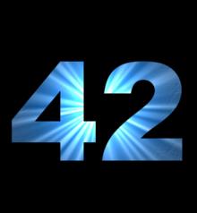 Resultado de imagem para 42