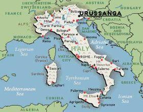 Localização de Urussanga
