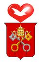 Brasão de Vaticano (World Religion Center)