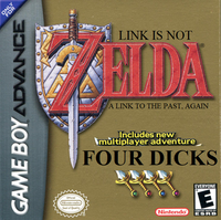 The Legend of Zelda A Link to the Past & Four Swords capa.png