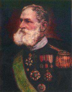 A barba mais sexy de toda a República Velha