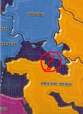 Localização de Azerbostão