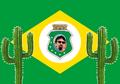 Bandeira do República Dependente do Ceará