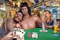 Rambo truco & Leonaldo Gomes mesa .jpg