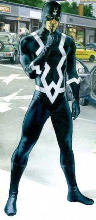 Raio Negro Marvel Comics Desciclop 233 Dia