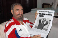 Mais um jornal sensacionalista espalhando mentiras na América Latina.
