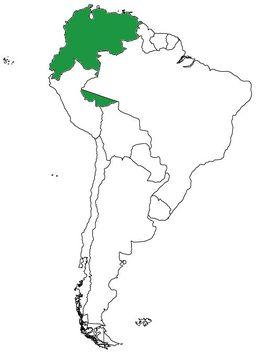 Localização de Linha do Equador