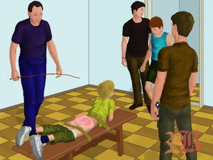 Adult gay spanking stories hoyt gets a 6