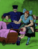 """Colorized Spanking in park """"Im Stadtpark"""".png"""