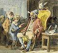 Nicolas-Toussaint Charlet Le maître d'école.jpg