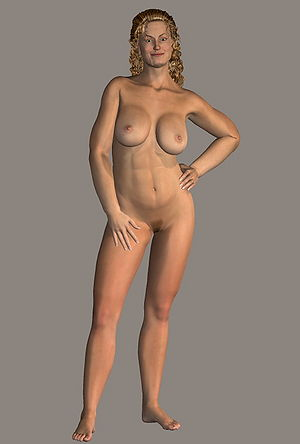 image Photorealistic painted nudes of bernardo torrens Part 9