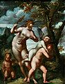 After Agostino Carracci, Venus Chastising Cupid.jpg