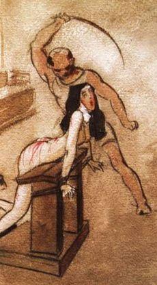 Tight spanking convent mature