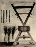 Whipping-frame at Wormwood Scrubs Prison 1895.jpg