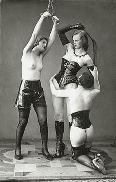 1950s classic bdsm torture scenes