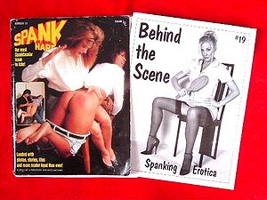 Image result for spanking magazine
