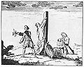 Flagellation caricature 1750.jpg