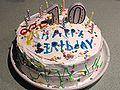 10 years birthday cake.jpg