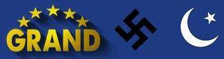 Застава Грандистичке републике Србије