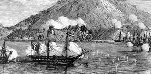 French ships at Danang 1858.jpg