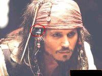 Kaliteden şaşmayan insan Kaptan Jack sparrow