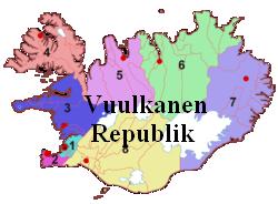 Розташування Ісландії