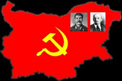 Розташування Българії