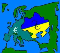 Розташування Євросоюз