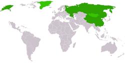 Розташування Китаю