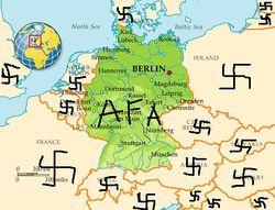 Розташування Німеччини