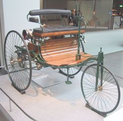 612px-Benz Patent Motorwagen 1886 28Replica29.jpg