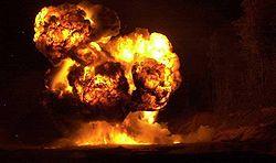 石灰爆炸圖三。