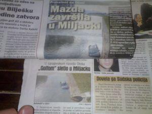 Golf il Mazda?