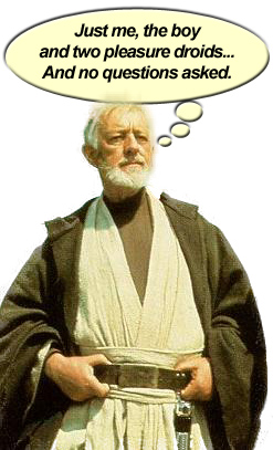 Obi-Wan Kenobi - Uncyclopedia, the content-free encyclopedia Alec Guinness