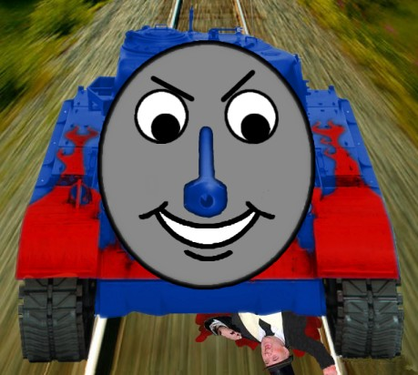 Thomas and Friends - Uncyclopedia, the content-free ...