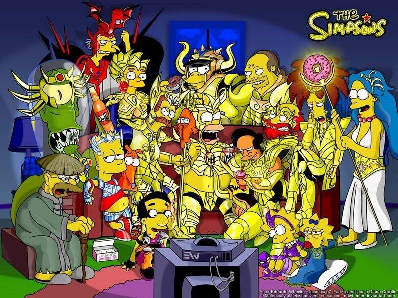 Simpsonit Netissä
