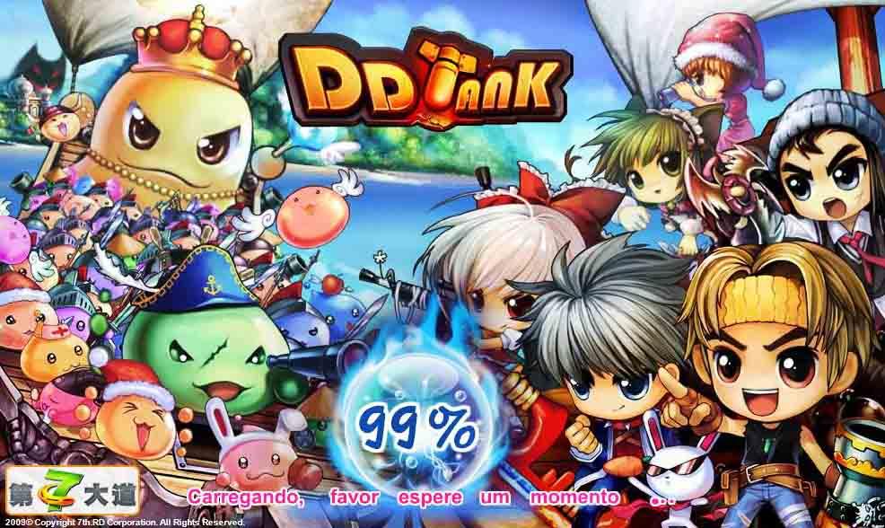 DDTank - Desciclopédia