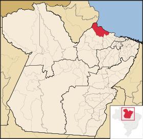 Localização de Chaves
